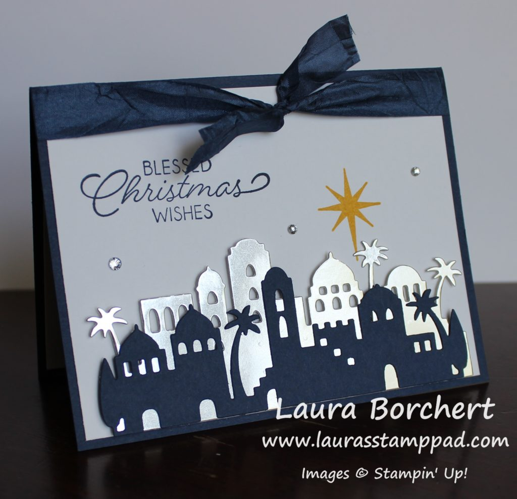 City of Bethlehem, www.LaurasStampPad.com