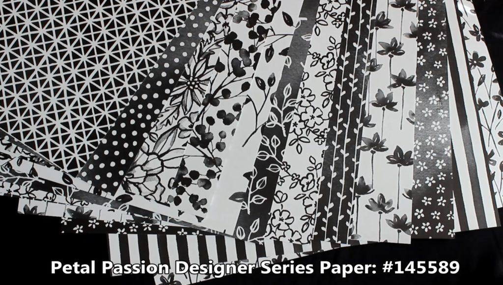 Occasions Mini Catalog Designer Series Paper, www.LaurasStampPad.com