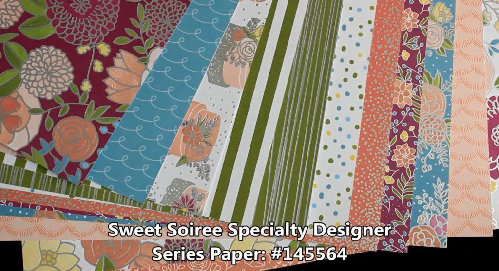 Sweet Soiree, www.LaurasStampPad.com