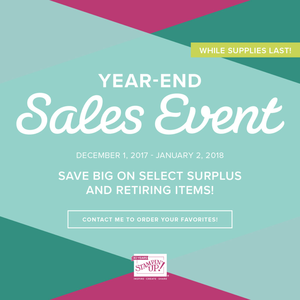 Year End Recap, www.LaurasStampPad.com