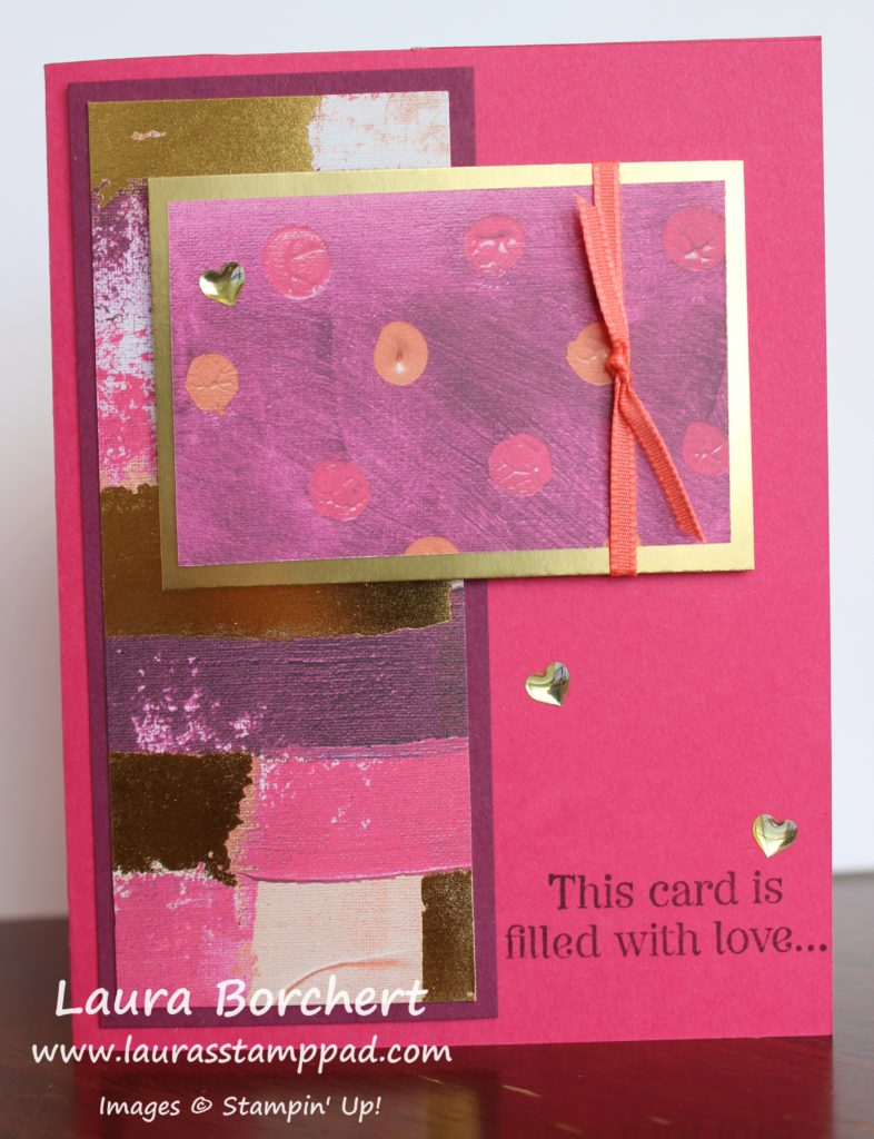 Valentine's Day Card Ideas, www.LaurasStampPad.com