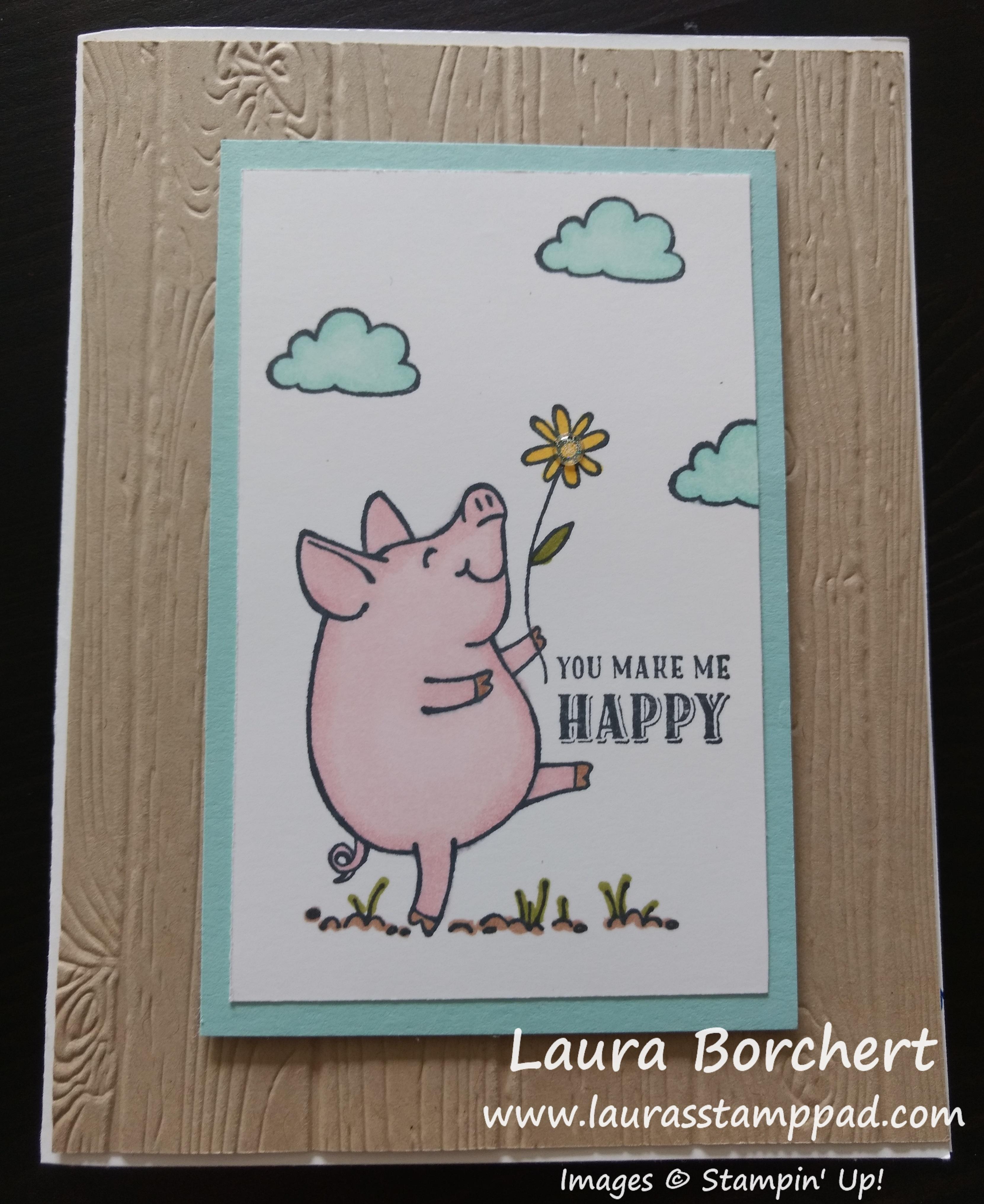 Moms Birthday Card LaurasStampPad