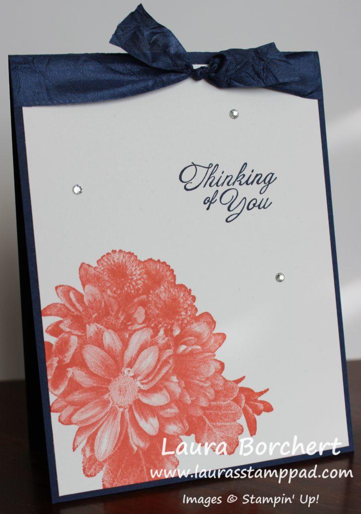 Heartfelt Blooms, www.LaurasStampPad.com