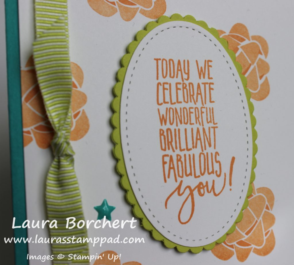 Fabulous You, www.LaurasStampPad.com