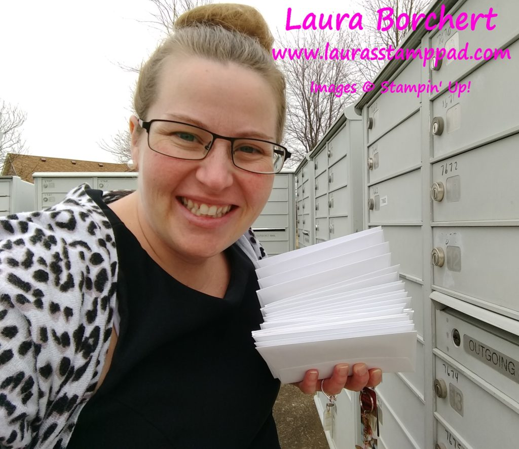 Cards for All Occasions, www.LaurasStampPad.com