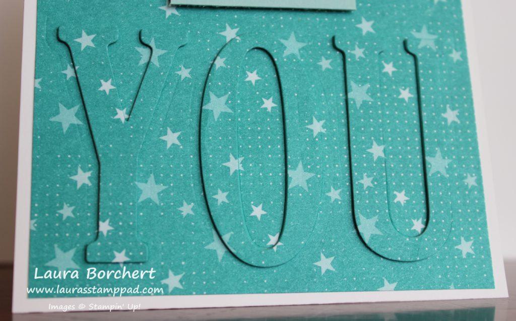 Stamping Technique, www.LaurasStampPad.com