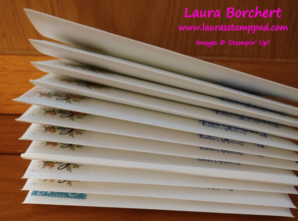 Happy Mail, www.LaurasStampPad.com