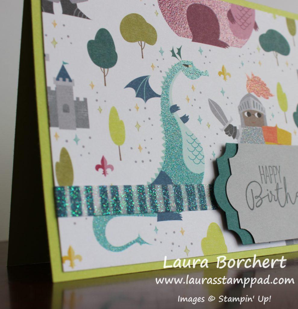 Sparkle Washi Tape, www.LaurasStampPad.com