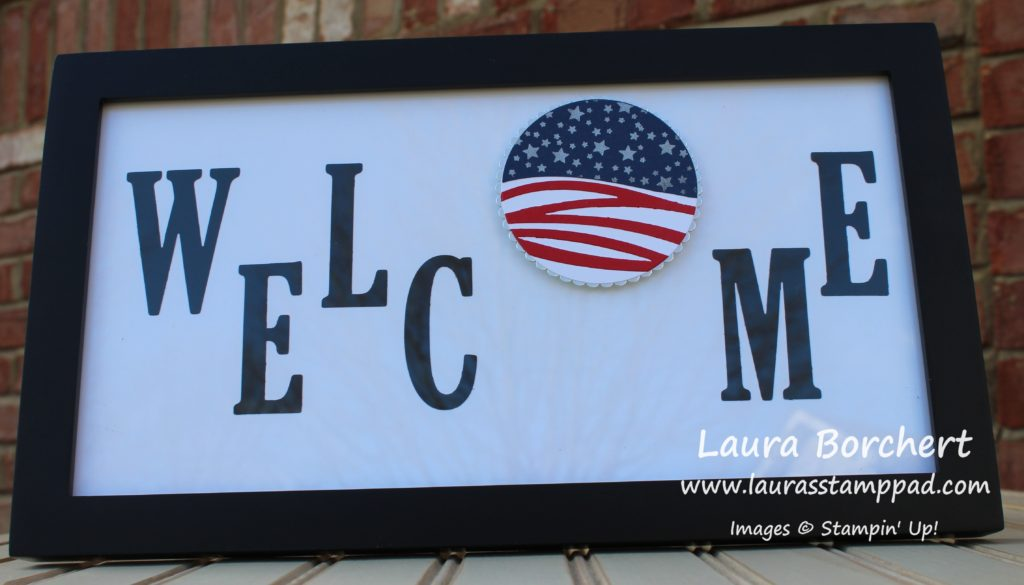 Memorial Day & Summer, www.LaurasStampPad.com