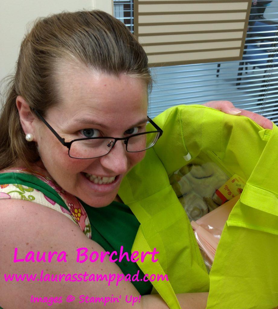 Cinnamon Rolls, www.LaurasStampPad.com