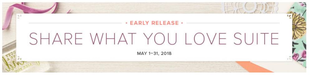 Early Release, www.LaurasStampPad.com