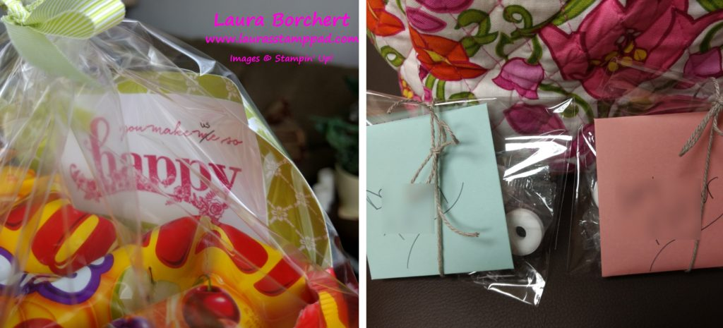 Spoiling the Doctors & Nurses, www.LaurasStampPad.com