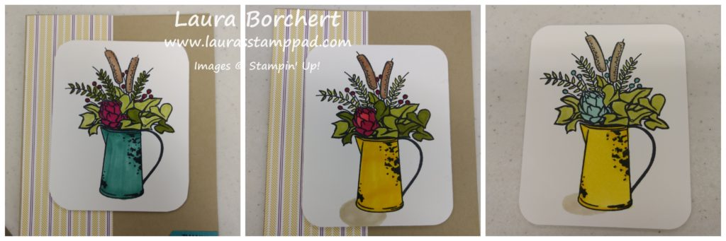 Coloring with Stampin' Blends, www.LaurasStampPad.com