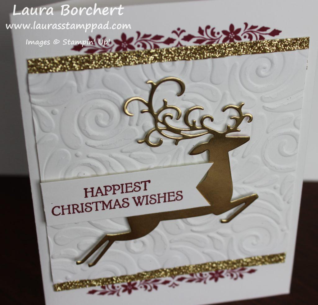 Swirls & Curls Embossing Folder, www.LaurasStampPad.com