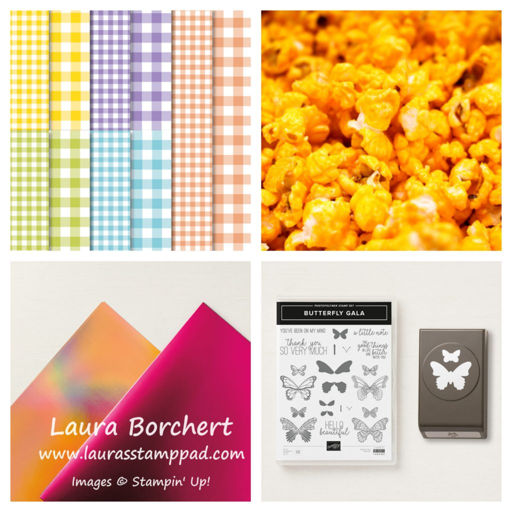 Friday Favorites, www.LaurasStampPad.com
