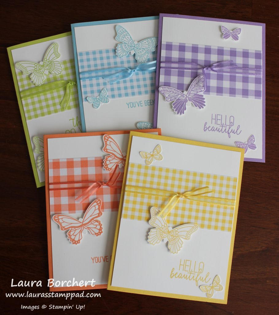 Let's Talk About Spring, www.LaurasStampPad.com