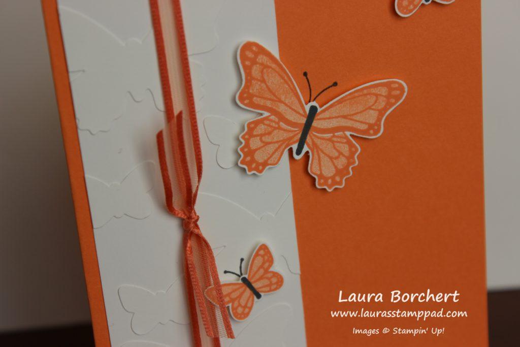 Butterfly Duet Punch, www.LaurasStampPad.com