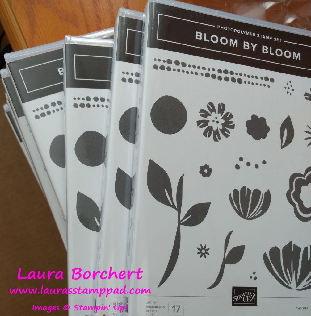 Bloom By Bloom, www.LaurasStampPad.com