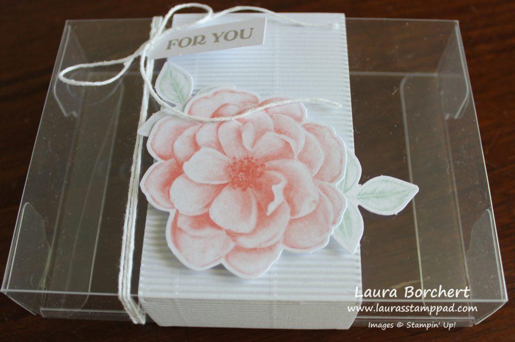 Card Gift Box, www.LaurasStampPad.com