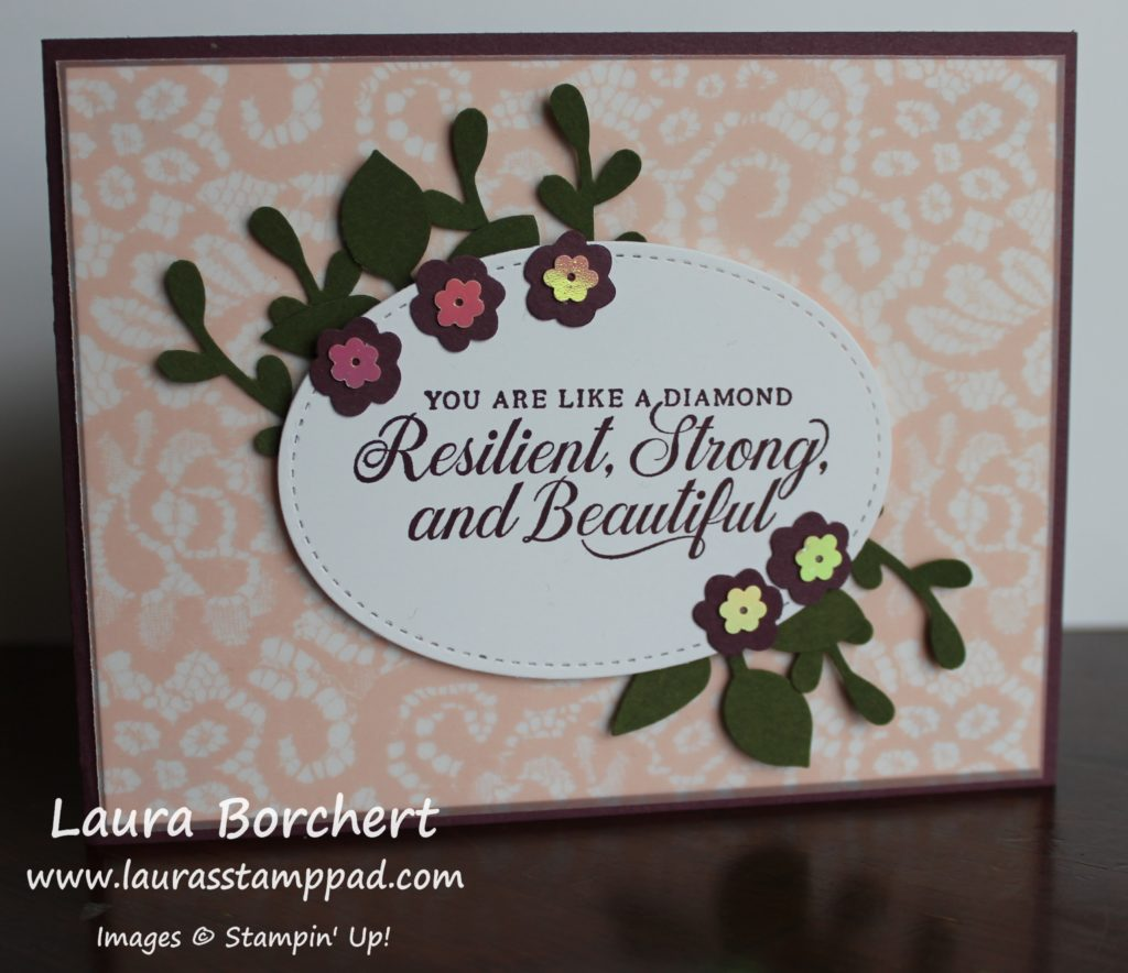 Mother's Day Card Ideas, www.LaurasStampPad.com