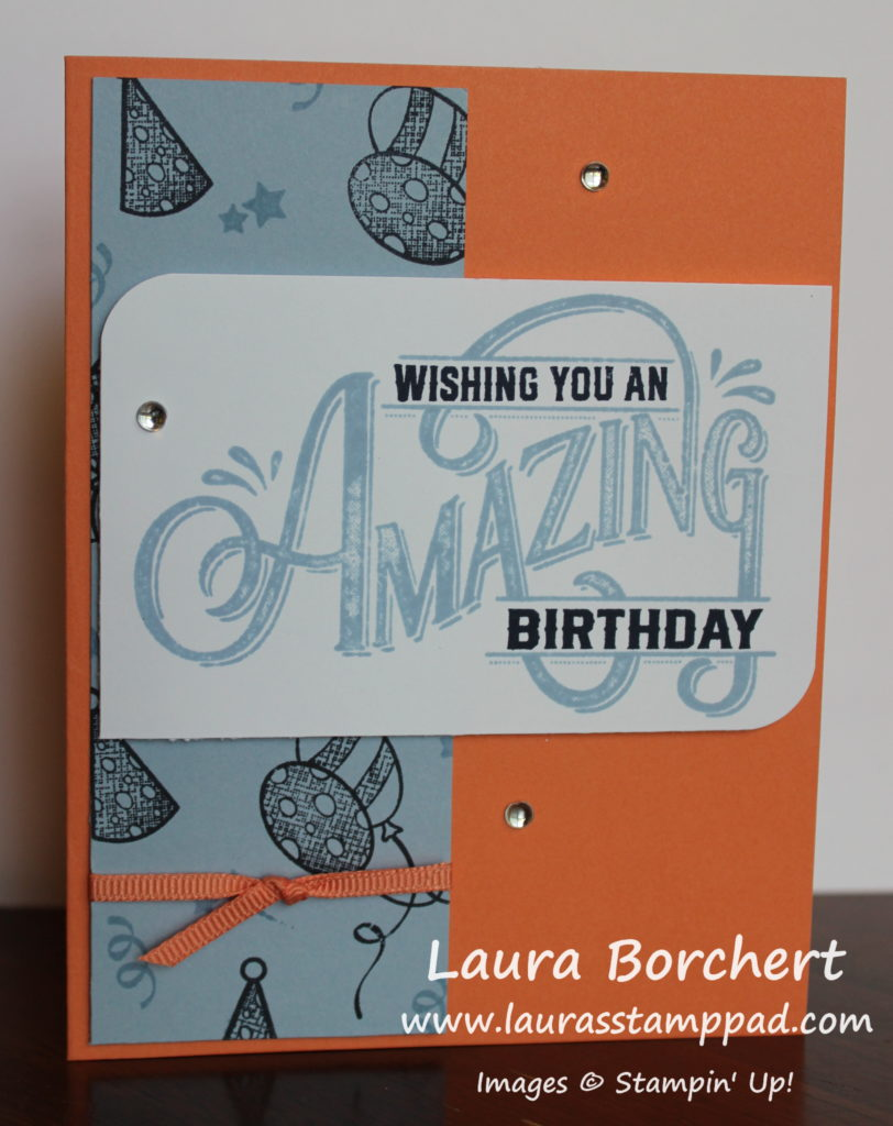 Creating Your Own Designer Paper, www.LaurasStampPad.com