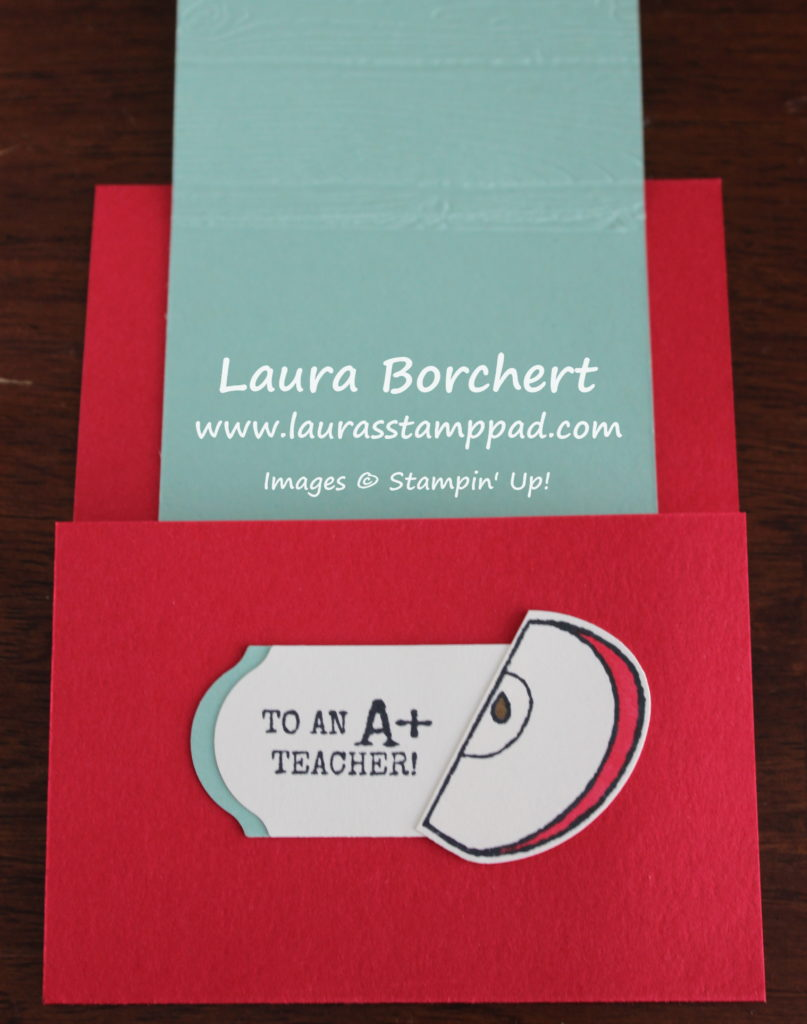 A+ Teacher, www.LaurasStampPad.com