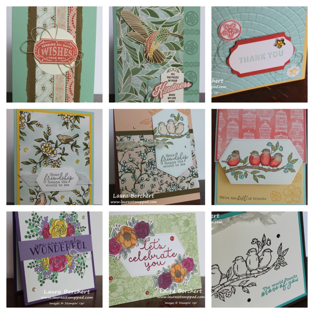 Stamp Bundle Samples