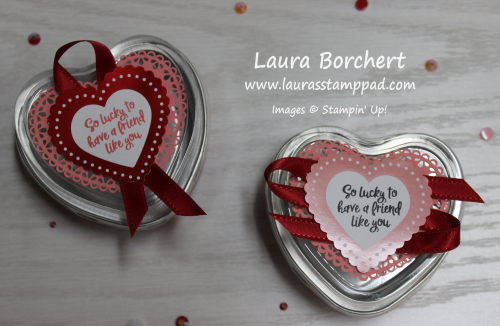 Valentine's Day Treats, www.LaurasStampPad.com