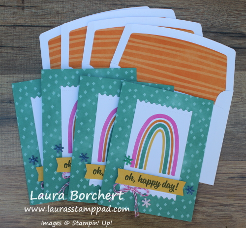 Oh Happy Day, www.LaurasStampPad.com