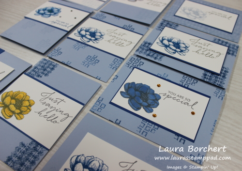 A New Take on an Old Look, www.LaurasStampPad.com