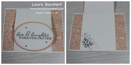 Pop Up Easel Card, www.LaurasStampPad.com