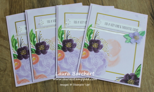 Homemade Card Kit, www.LaurasStampPad.com