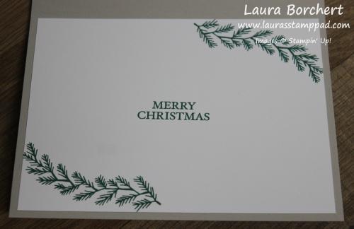 Curvy Christmas Stamp Set, www.LaurasStampPad.com