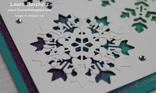 So Many Snowflakes Dies, www.LaurasStampPad.com