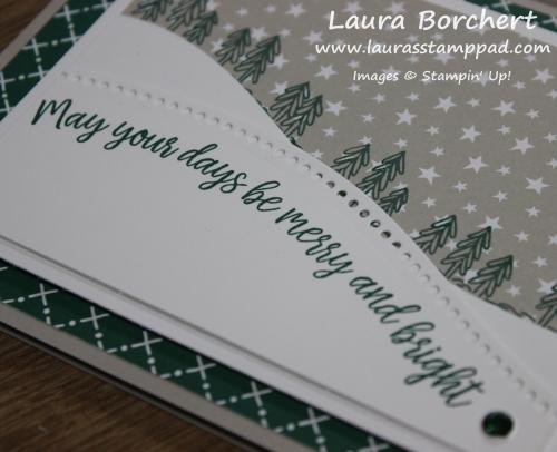 Classic Christmas Designer Series Paper, www.LaurasStampPad.com