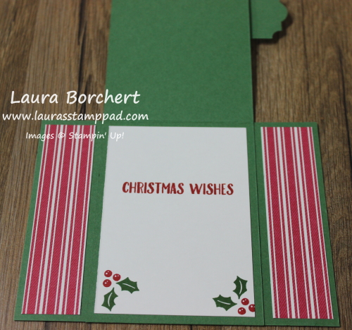 Christmas Wishes, www.LaurasStampPad.com