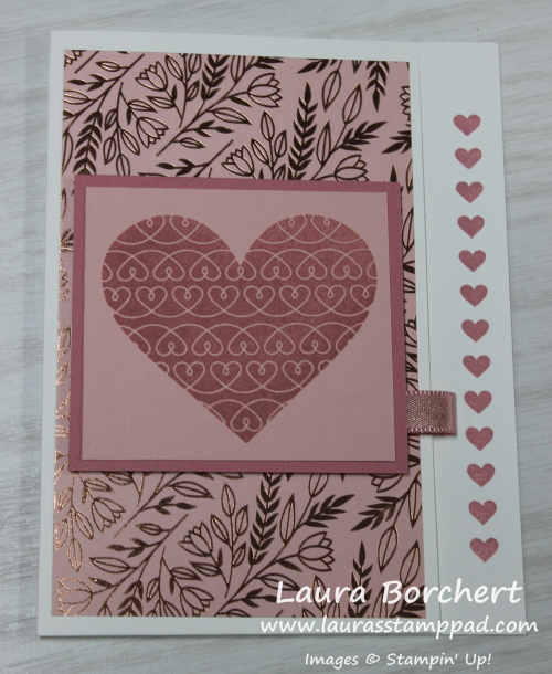 Spread the Love, www.LaurasStampPad.com