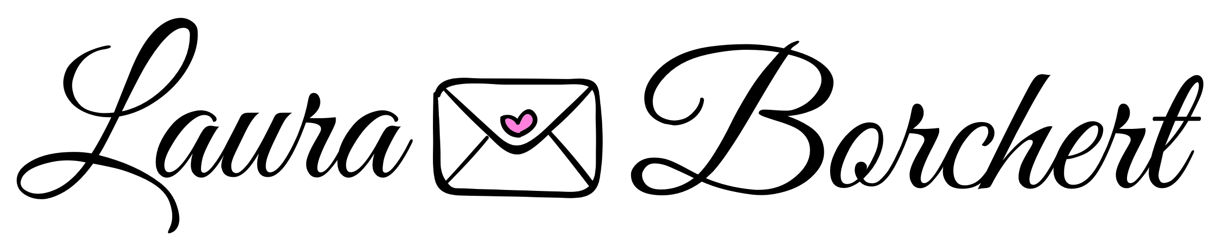 Laura Borchert Logo