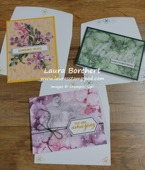 Expressions In Color Paper Pumpkin Kit June 2021, www.LaurasStampPad.com