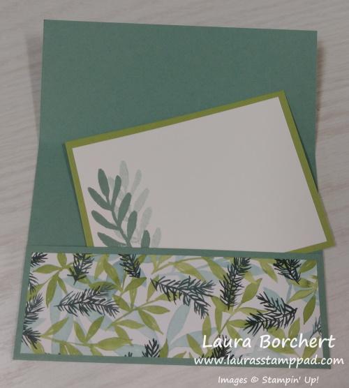 Pocket Style Greeting Card, www.LaurasStampPad.com
