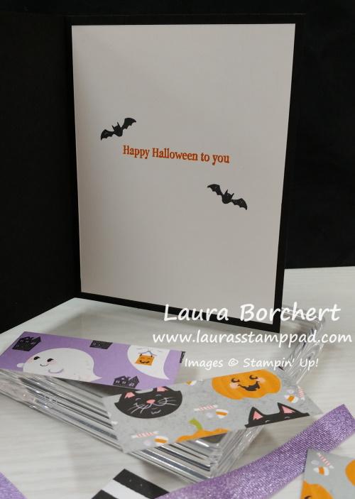 Frightfully Cute Stampin' Up Bundle, www.LaurasStampPad.com