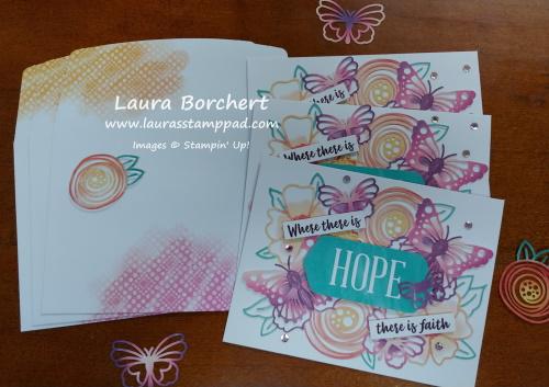 August 2021 Paper Pumpkin Kit, www.LaurasStampPad.com