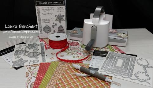 Sale-A-Bration Starter Kit with Stampin' Up, www.LaurasStampPad.com